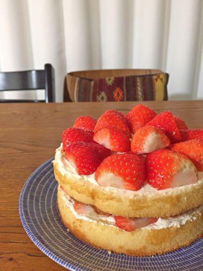 ケーキ 手作り