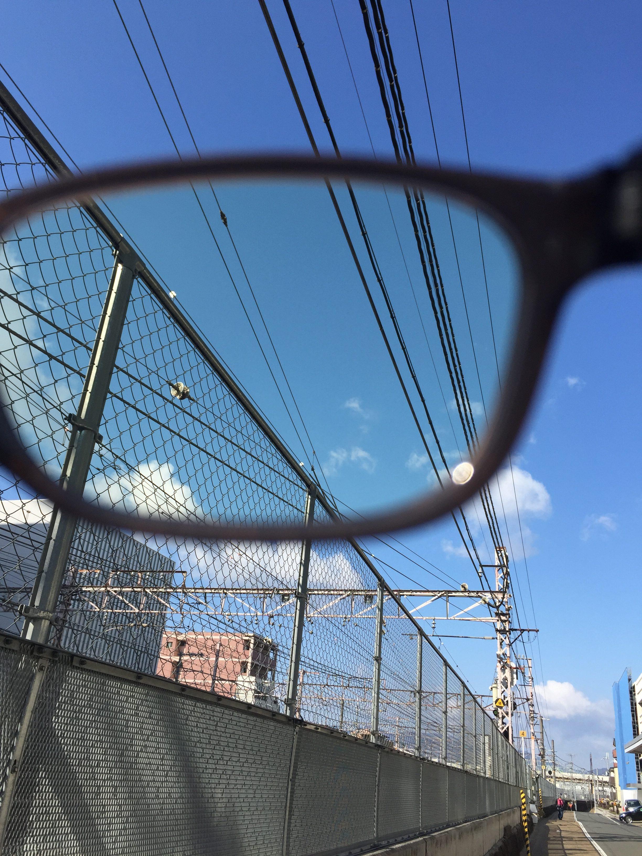 眼鏡越しの空 ドリカム