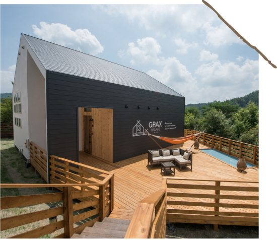 Glamping Vaction Villa Tsukiyo Terrace
