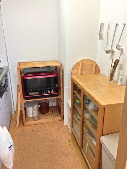 狭い キッチン 配置