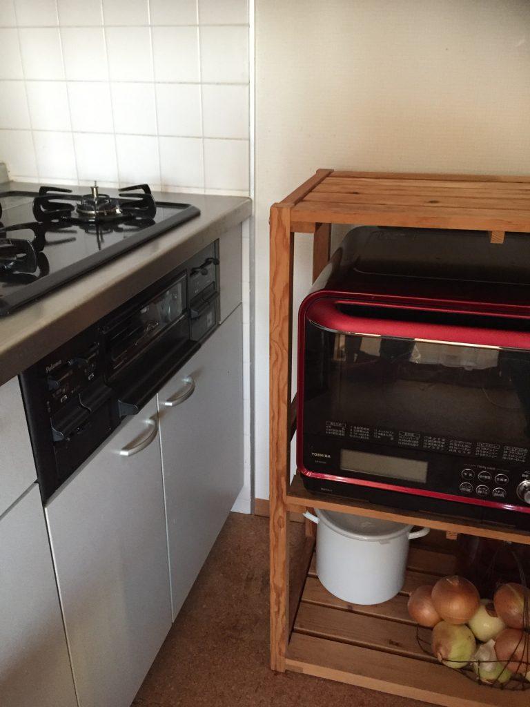 キッチン 狭い