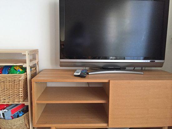 テレビ台 無印