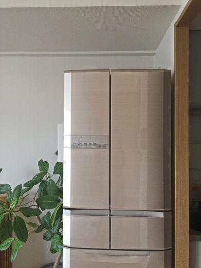 冷蔵庫 リビング