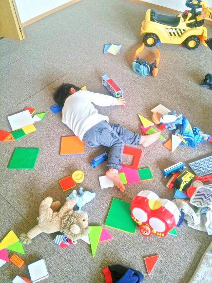 子供部屋 汚れ