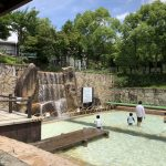 京都市 水遊び