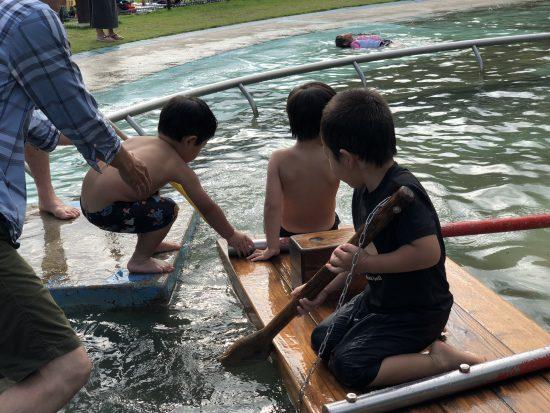 兵庫県 水遊び
