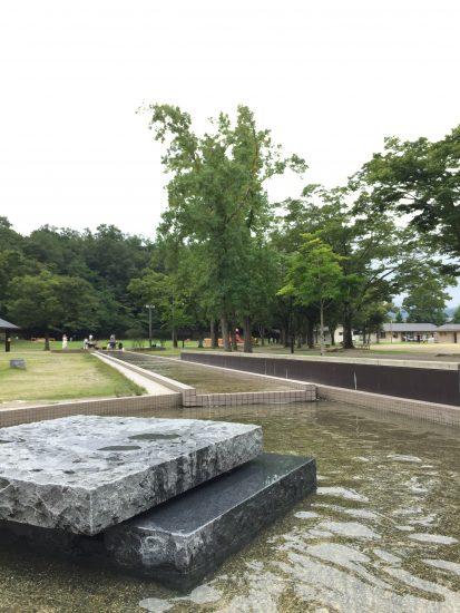水遊び 宝が池