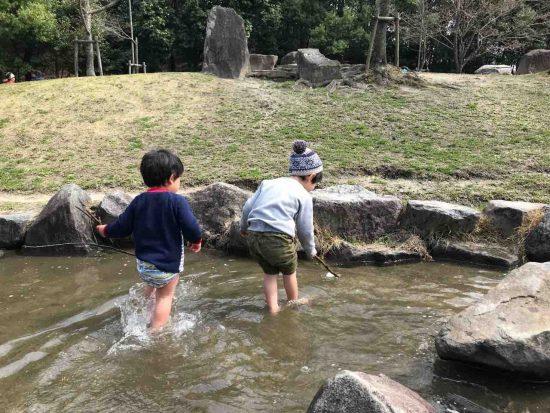 水遊び 京都府