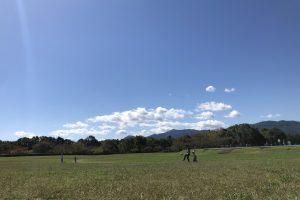 広い 公園