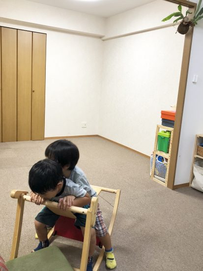 子ども 部屋 遊ぶ