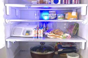 冷蔵庫 シンプル