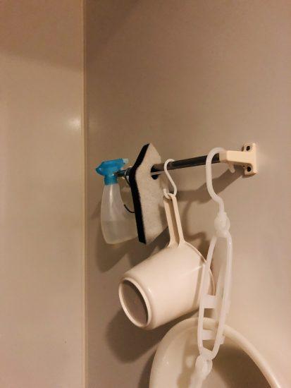 浴室 スポンジ
