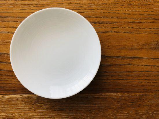 白磁皿 小