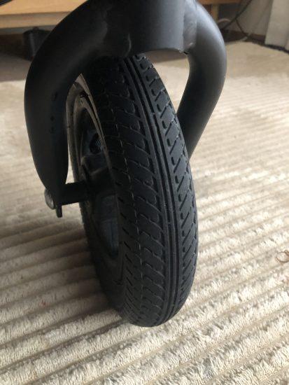 エアバギー タイヤ