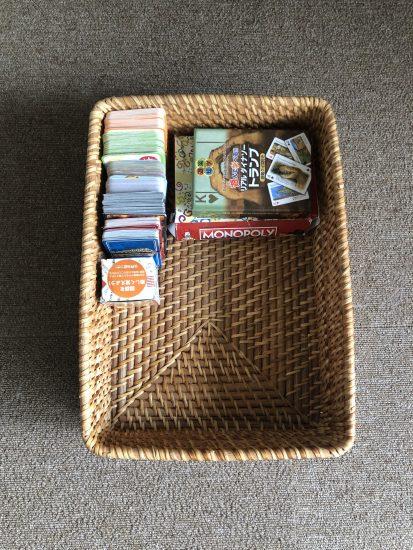 カードゲーム 収納