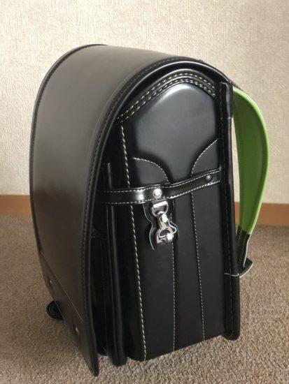 土屋鞄 ランドセル 黒
